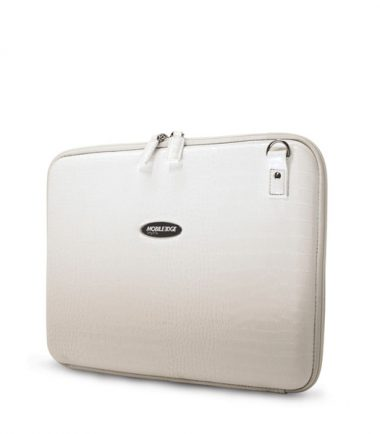 Portfolio - White Faux-Croc-20490