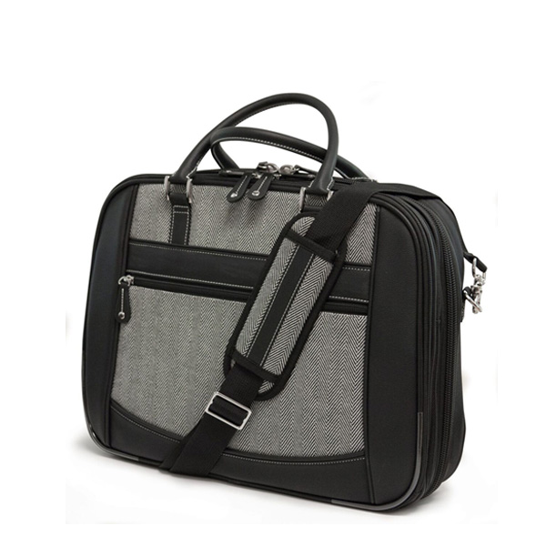 ScanFast Herringbone Element Briefcase - Small-0