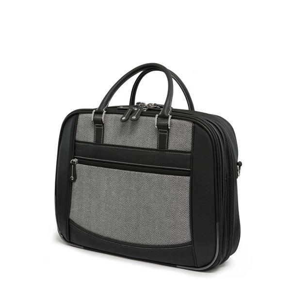 ScanFast Herringbone Element Briefcase - Small-0