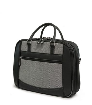 ScanFast Herringbone Element Briefcase - Large-20197