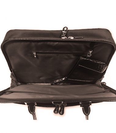 ScanFast Onyx Checkpoint Friendly Briefcase-22782