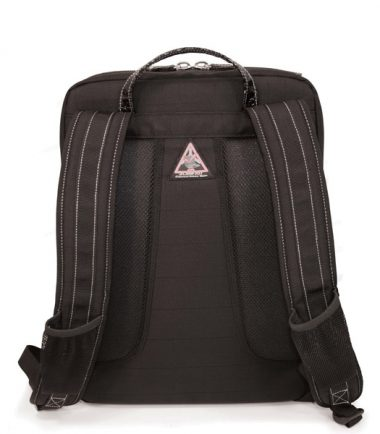 ScanFast Onyx Checkpoint Friendly Laptop Backpack - Ergonomic padded backing