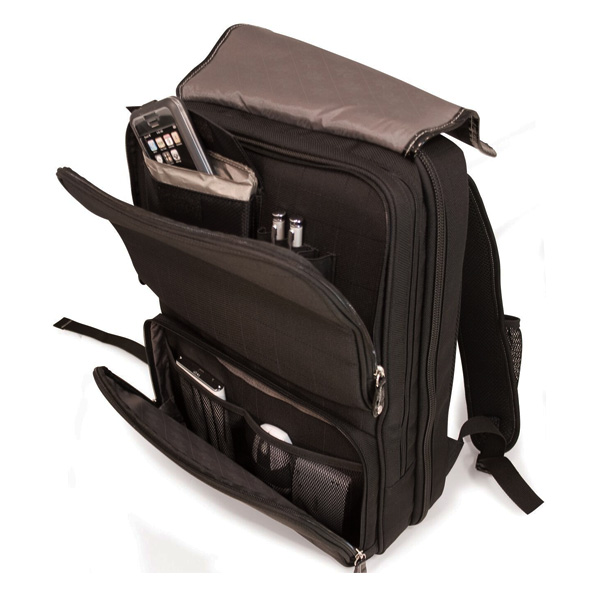 ScanFast Onyx Checkpoint Friendly Laptop Backpack