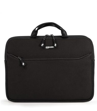 SlipSuit (Black) laptop bag - 17.3 inch - Durable and water-resistant EVA material protects and cushions your laptop
