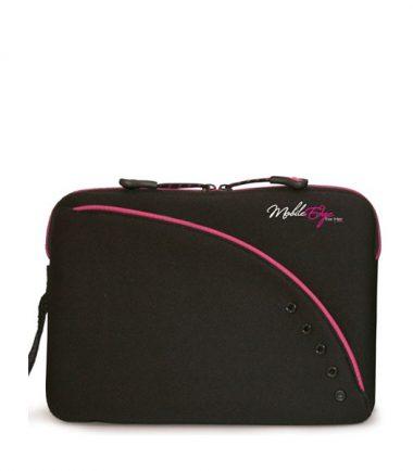 Mobile Edge iPad / Tablet Sleeve 8.9 inch - Black / Pink
