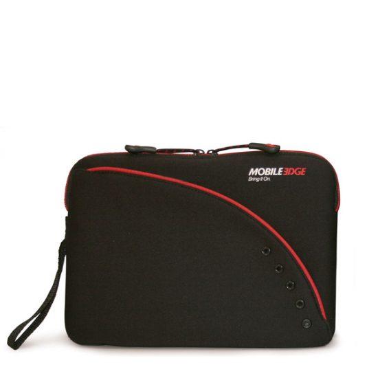 Mobile Edge iPad / Tablet Sleeve 8.9 inch - Black / Red Trim