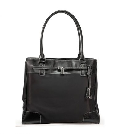 Madison Tote - Black-20860