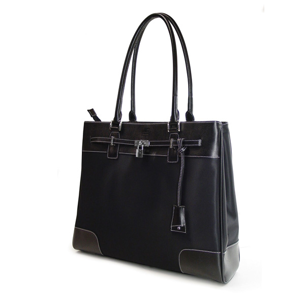 Madison Tote - Black-0