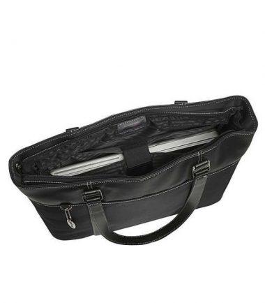 Zippered interior pocket