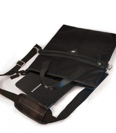 Slimline Tablet & Chromebook / Ultrabook Folding Tote-20362