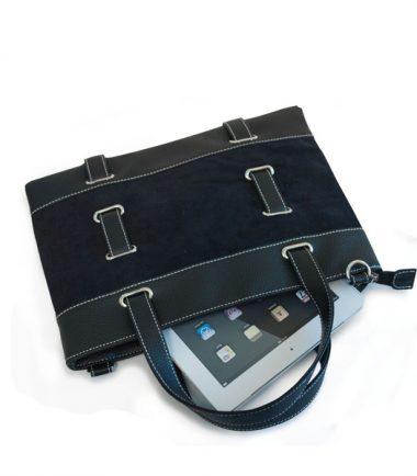 Corduroy Tablet Tote-20430