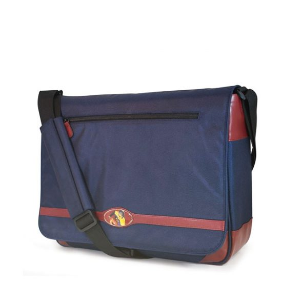 Maddie Powers Messenger - Navy Blue-0