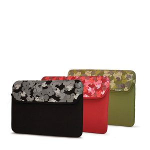 Sumo Camo iPad Sleeve (Black)