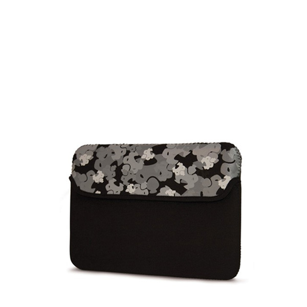 "Sumo Camo Sleeve - 8.9"" Black-0"