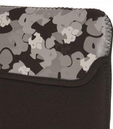 Sumo Camo iPad Sleeve (Black)