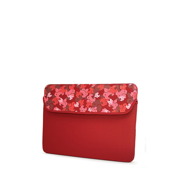 Sumo Camo iPad Sleeve (Red)