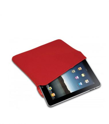 Sumo Camo iPad Sleeve (Red)