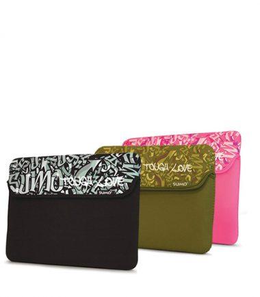Sumo Graffiti iPad Sleeves