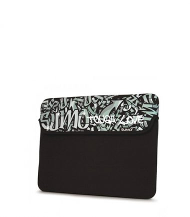 Sumo Graffiti iPad Sleeve-20537