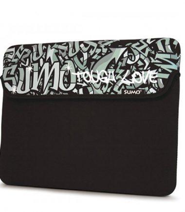 Sumo Graffiti iPad Sleeve (Black)-20531