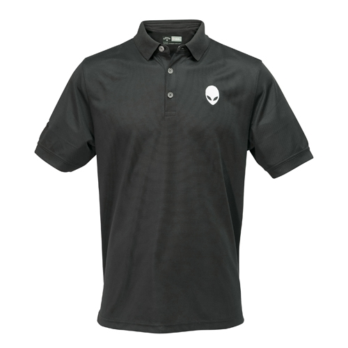 Alienware Polo Shirt - Black - Size Small-0