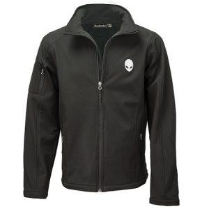 Alienware Men's Slim-Fit Jacket - Black - Size M-0