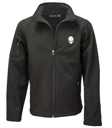 Alienware Men's Slim-Fit Jacket - Black-0
