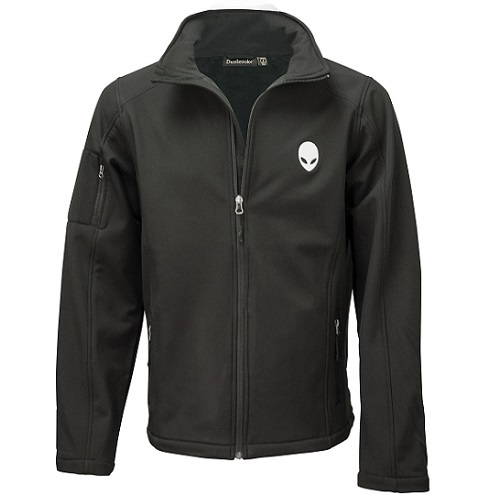 Alienware Men's Slim-Fit Jacket - Black - Size M-0
