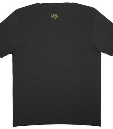 Alienware Fresh Green Alienware Font Gaming Gear tri-blend T-shirt-21271