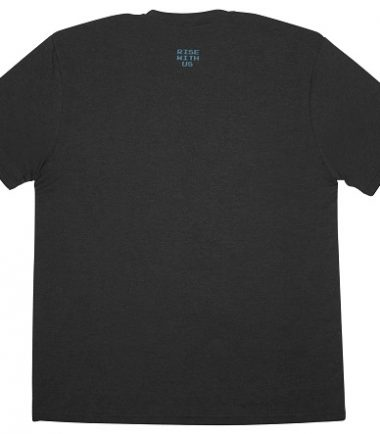Alienware Space-Age Alienware Font Gaming Gear tri-blend T-shirt-21336