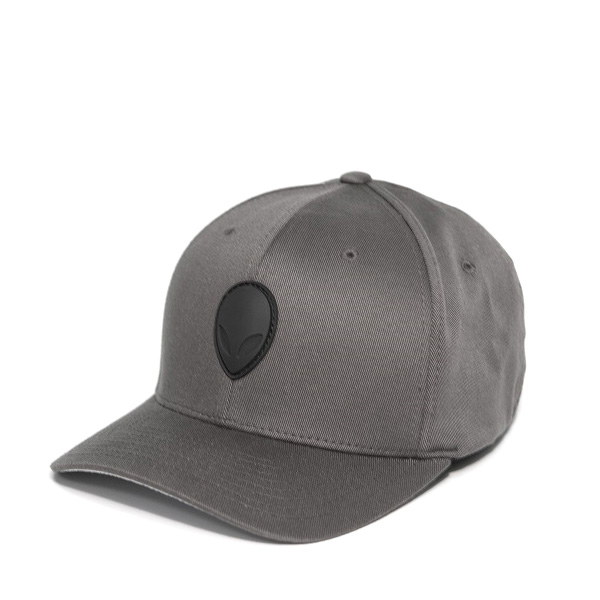AWHDG1 Alienware Gaming Gear Gray Hat - Small/Medium