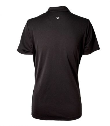 Women's Alienware Polo Shirt - Black-21586