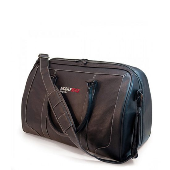 Deluxe Leather Duffel-0