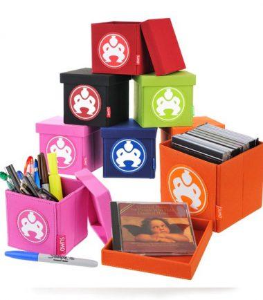 "Folding Desktop Cubes 4""/6""-21618"