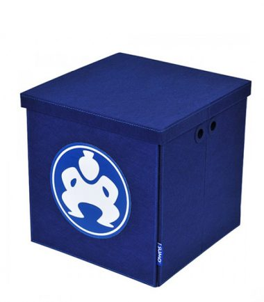 "Folding Furniture Cubes - 14"" Blue-0"