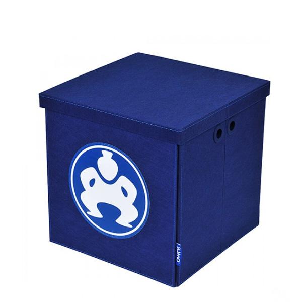 "Folding Furniture Cubes - 14"" Blue-0"