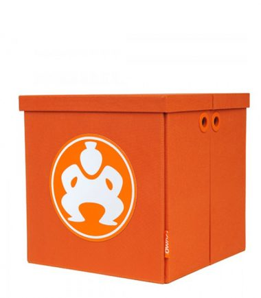 "Folding Furniture Cubes - 18"" Orange-0"