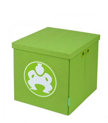 "Folding Furniture Cubes - 14"" Green-0"
