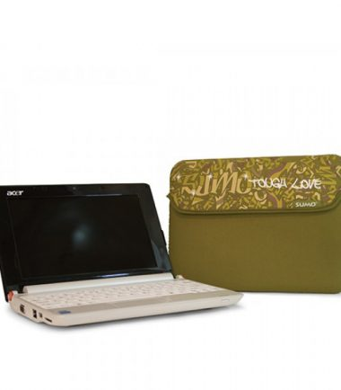 Sumo Graffiti Tablet/Ultrabook Sleeve - external