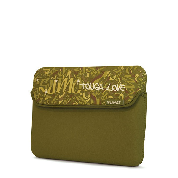 "Sumo Graffiti Sleeve - 10"" Green-0"