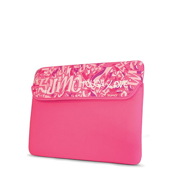 "Sumo Graffiti Sleeve - 10"" Pink-0"
