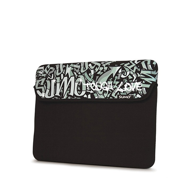 "Sumo Graffiti Sleeve - 15"" Black-0"