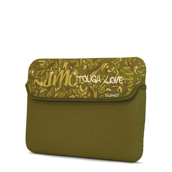 "Sumo Graffiti Sleeve - 13"" Green-0"
