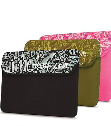Sumo Graffiti Sleeve - 15 inch (Laptop Bag)