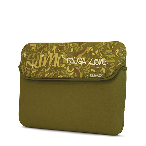 "Sumo Graffiti Sleeve - 15"" Green-0"