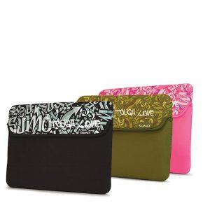 """Sumo Graffiti Tablet Sleeve - 8.9"""" Black-0"""