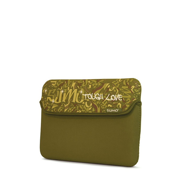 "Sumo Graffiti Tablet Sleeve - 8.9"" Green-0"