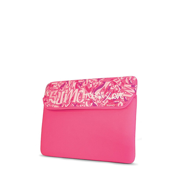 "Sumo Graffiti Tablet Sleeve - 8.9"" Pink-0"