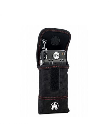 Universal Flap Case - Black-21025