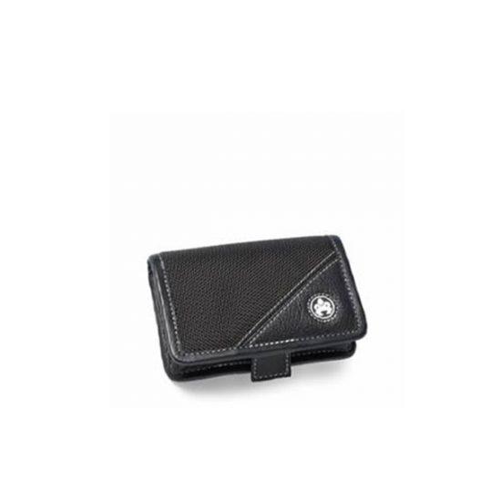 iPod 5G Leather Case - Black-0